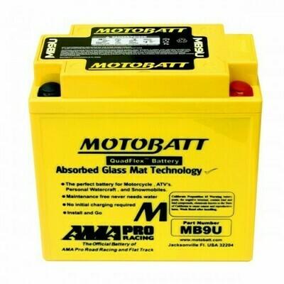 Batteria per moto MB9U