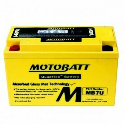 Batteria per moto MB7U