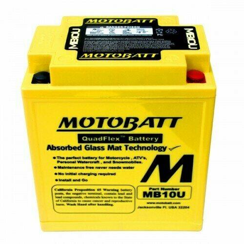 Batteria per moto MB10U