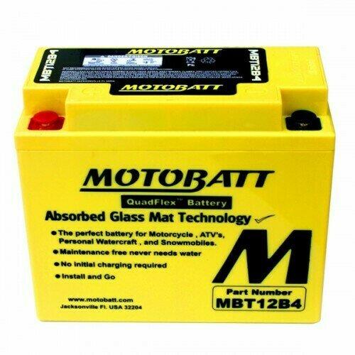 Batteria per moto MBT12B4