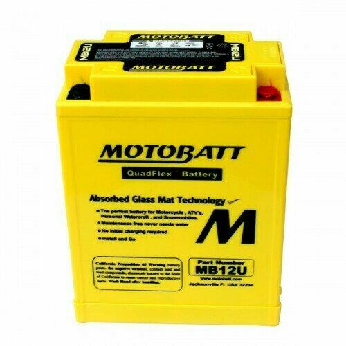 Batteria per moto MB12U