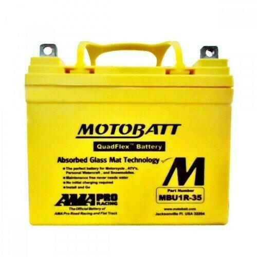 Batteria per moto MBU1R-35