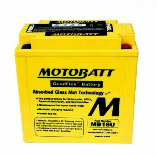 Batteria per moto MB16U