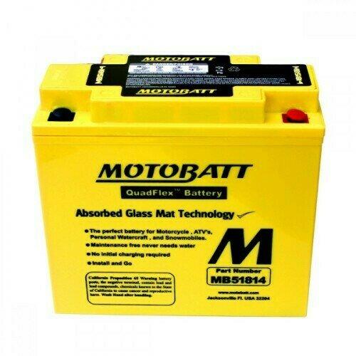 Batteria per moto MB51814
