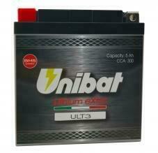 Batteria Lithium eXtra ULT3