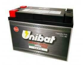 Batteria Lithium eXtra ULT4