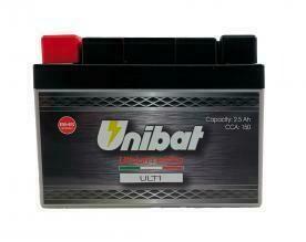 Batteria Lithium eXtra ULT1