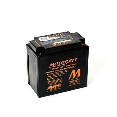 Batteria per moto MBYZ16HD
