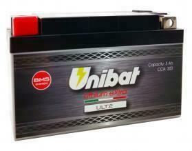 Batteria Lithium eXtra ULT2