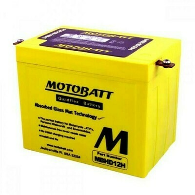 Batteria per moto MBHD12H