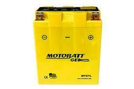 Batteria per moto MTX7L