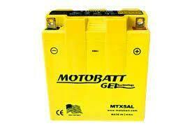 Batteria per moto MTX5AL