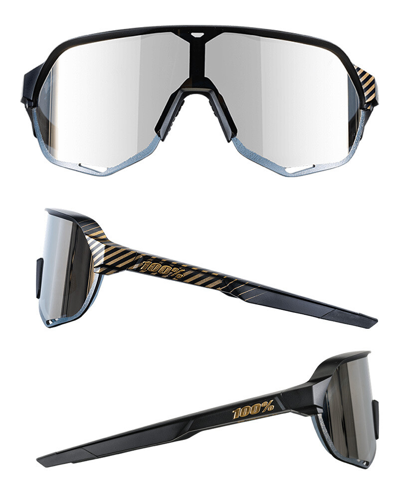 100% s2 CrankBrothers brille