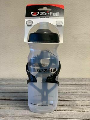 Zefal Flaske + Flaskeholder