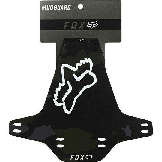 FOX mud guard