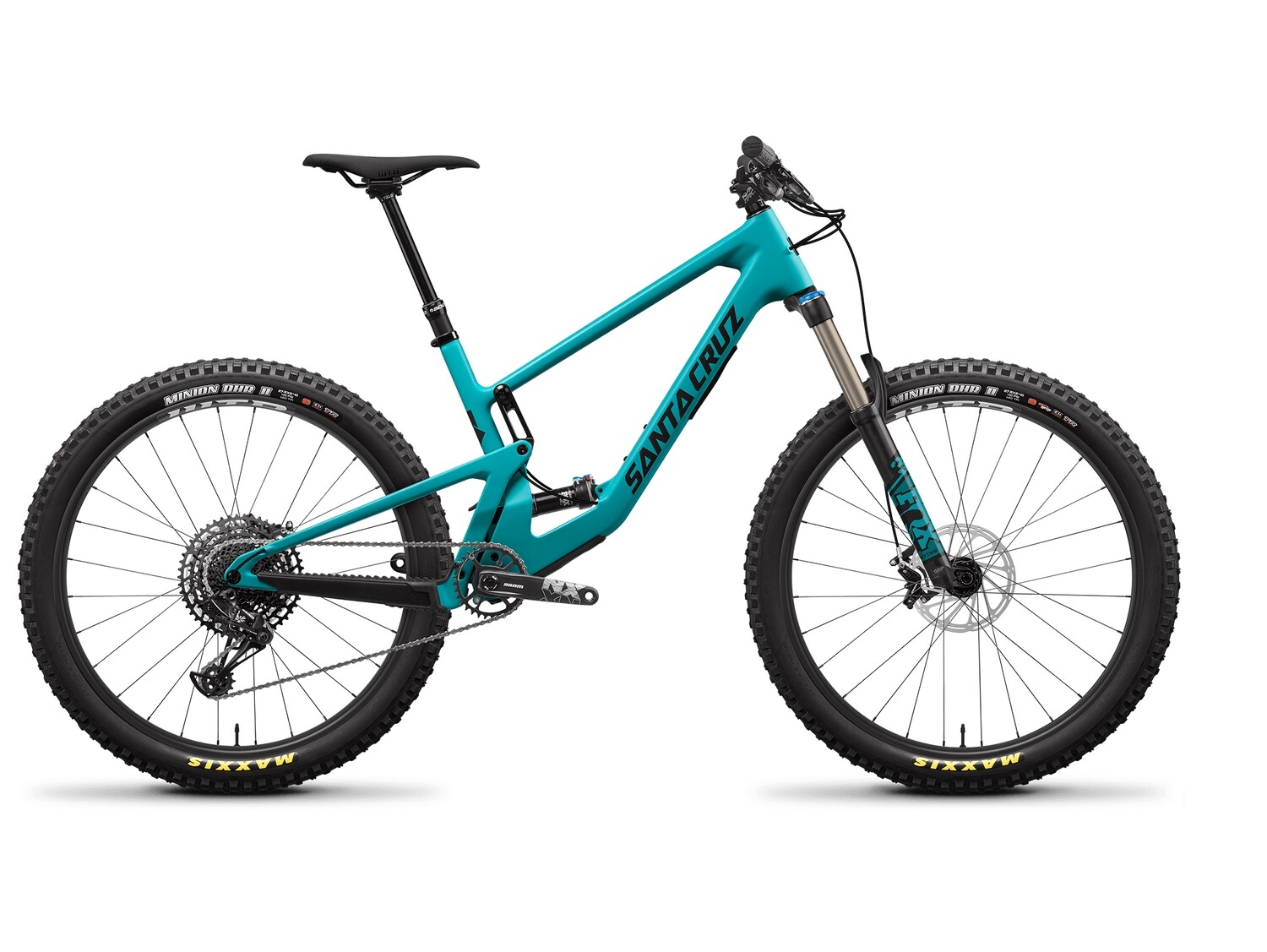 SantaCruz 5010 S-kit Small