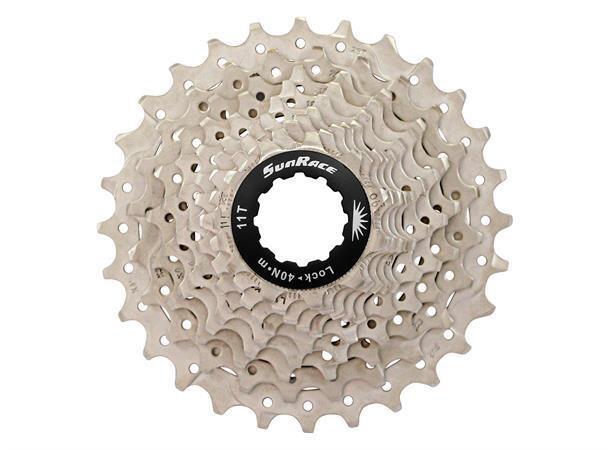 Sun-Race 10-delt 11-28 kassett