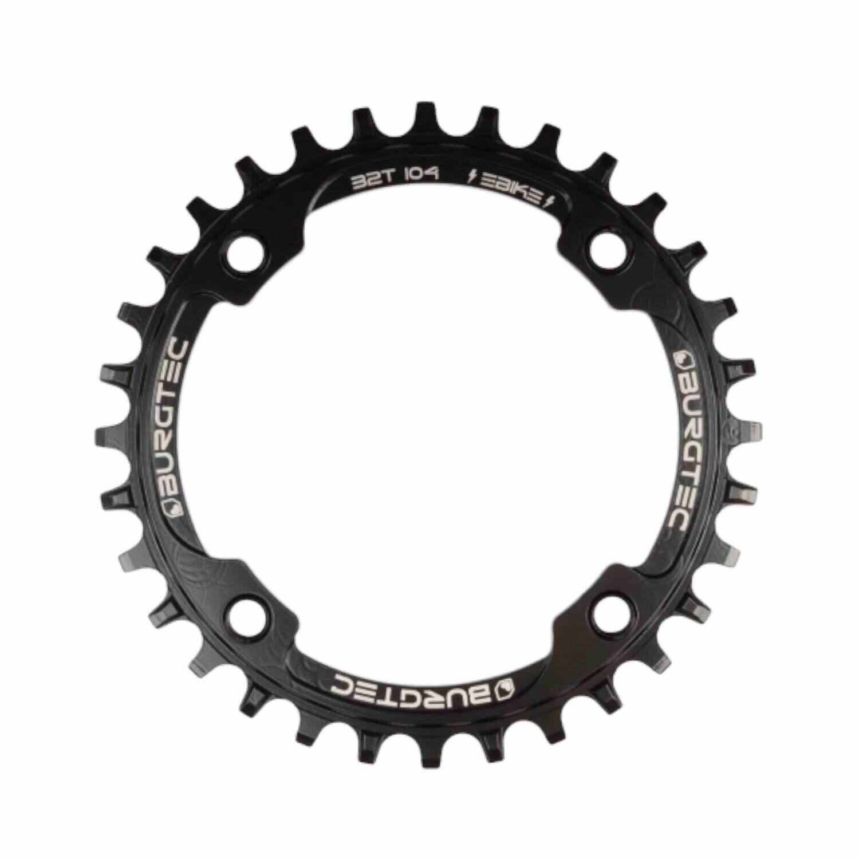 BURGTEC E-Bike Steel Thick Thin Chainring