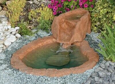 Cascata Nardis con pompa