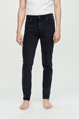 Won Hundred Dean A Jeans - Charcoal