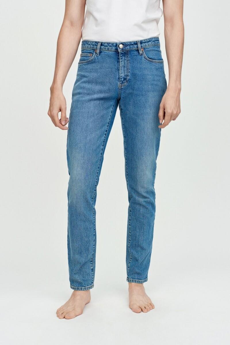 Won Hundred Dean B Jeans - True Blue Six