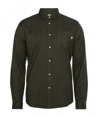 LAW OF THE SEA ANCHOR SHIRT – Army Green