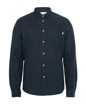 LAW OF THE SEA ANCHOR SHIRT – Navy