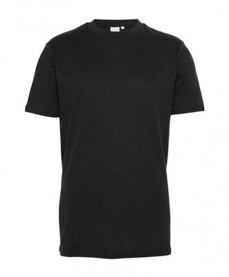 LAW OF THE SEA CORAL TEE – Jet Black