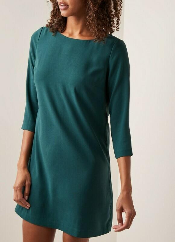 Another Label Palmer tuniek jurk