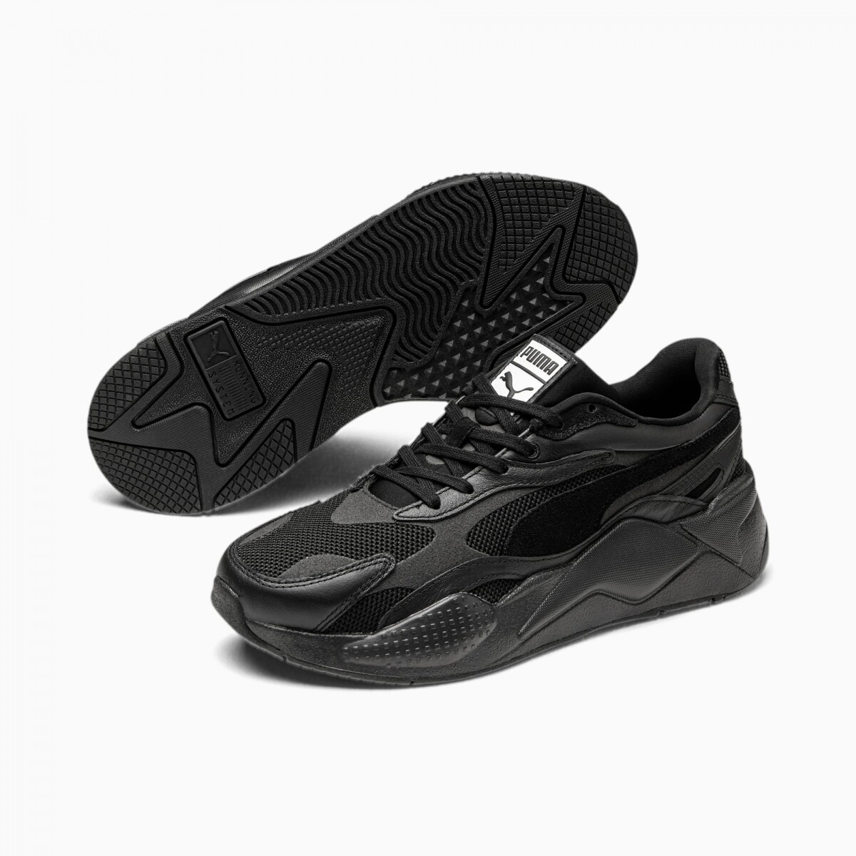 PUMA RS-X Luxe Black