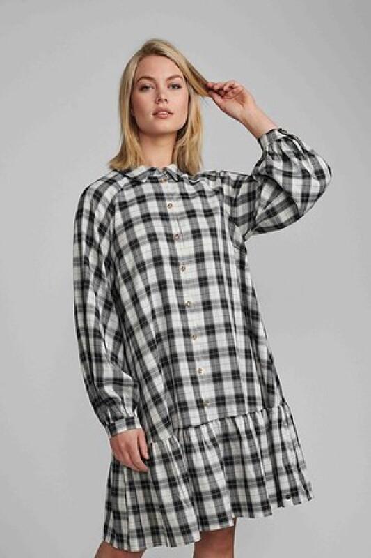 NUMPH NUBIBI SHIRT DRESS