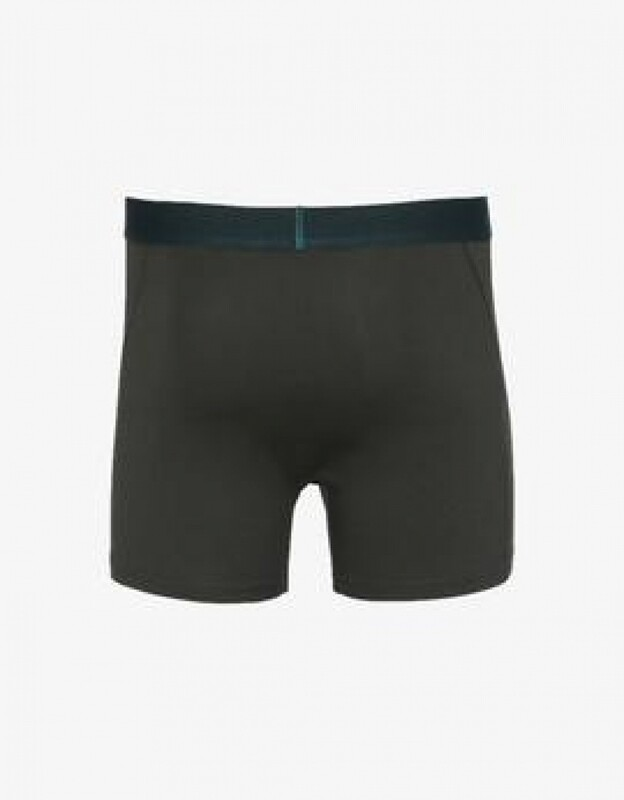 COLORFUL STANDARD BOXER BRIEFS - HUNTER GREEN