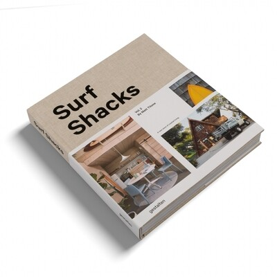 GESTALTEN SURF SHACKS VOL. 2 - A NEW WAVE OF COASTAL LIVING
