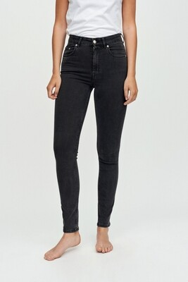 Won Hundred Marilyn B Jeans - Charcoal