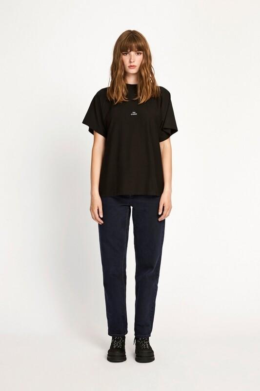 Won Hundred Brooklyn Logo T-shirt - Black