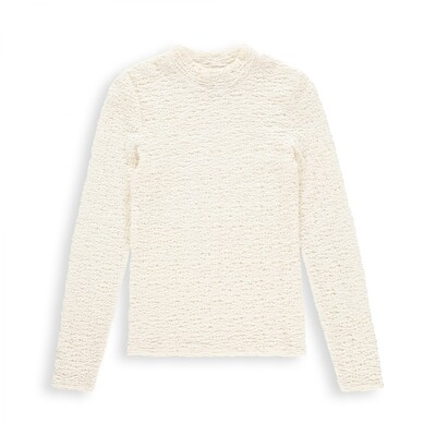 Another Label Chigaya top - Offwhite
