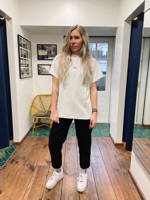 Won Hundred Brooklyn Logo T-shirt - White