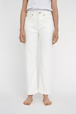 Won Hundred Pearl Jeans - Tinted White
