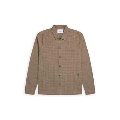 Woodbird Brenti Bleek Shirt - Brown