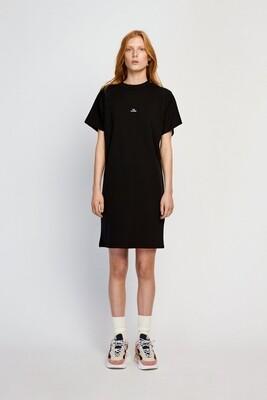 Won Hundred Brooklyn Logo Dress - Black