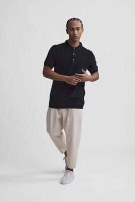 Law of the Sea - Ganvie knitted polo