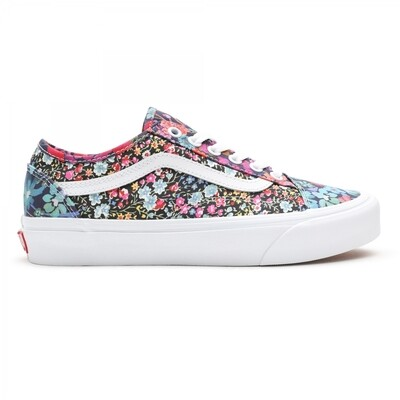 VANS MADE WITH LIBERTY FABRIC OLD SKOOL TAPERED (Multi/Black Floral)