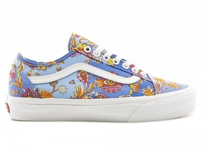 VANS MADE WITH LIBERTY FABRIC OLD SKOOL TAPERED (Multi/Patchwork Floral)