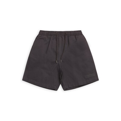 Woodbird Bommy Hoxen Shorts - Antra Grey