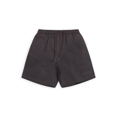 Woodbird Bommy Hoxen Shorts - Antra Grey