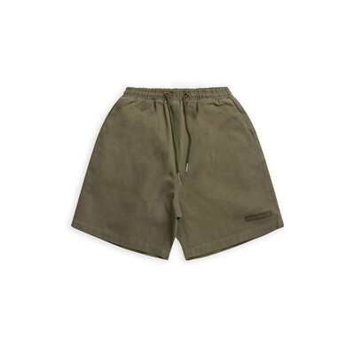 Woodbird Bommy Hoxen Shorts - Green