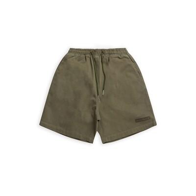 Woodbird Bommy Hoxen Shorts - Green