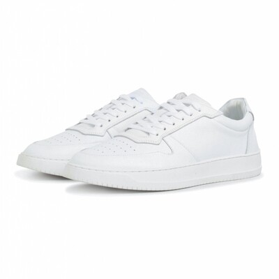 Garment Project Legacy - White Leather