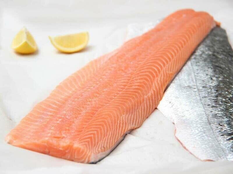 Salmon Fillet per kg