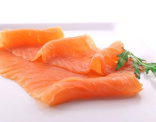 Smoked Salmon D-cut KG